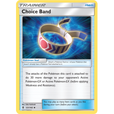 Choice Band 123/145