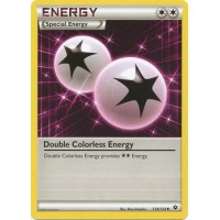 Double Colorless Energy 114/124